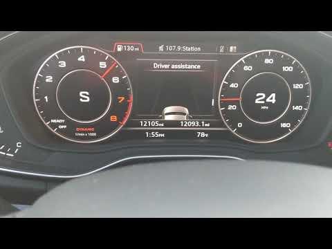 2018 Audi Q5 2.0 TFSI 0-60 +