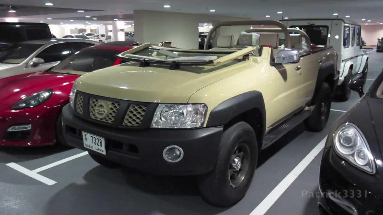 "Nissan Patrol ""Safari Edition"" - YouTube"