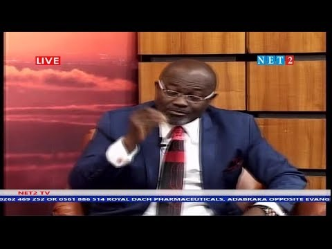 SOME GHANAIANS ARE VERY GREEDY - KEN AGYAPONG