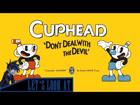 Let's look at: Cuphead