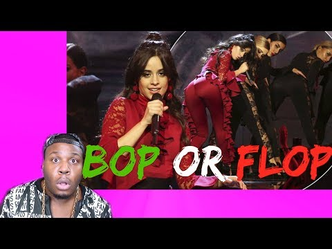 "CAMILA CABELLO ""HAVANA LIVE ON MTV EMA'S"" (BEST PERFORMANCE EVER?)