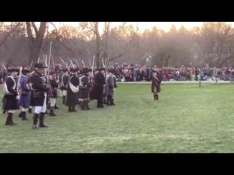 Battle of Lexington Reenactment 2014