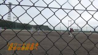 2016年7月17日(日曜日)に行われた竹リーグ公式戦2016 コパン対スコー...
