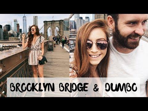 RETRO'S NYC GUIDE: Brooklyn Bridge & Dumbo - Episode 1