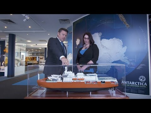 Commissioning Australia's New Icebreaker