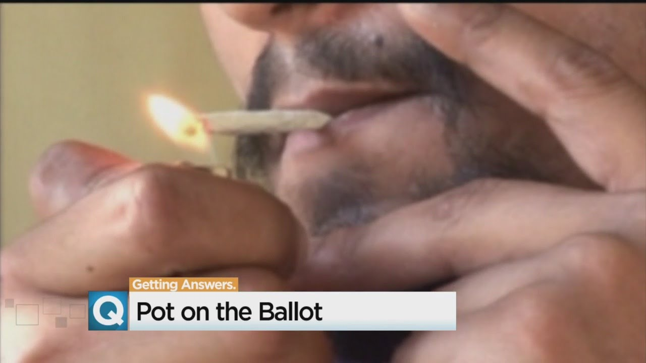 Marijuana Legalization Will Be In The Hands Of California Voters