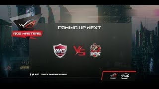 Team Empire vs WG.Unity Game 1 (BO3) ROG MASTER 2017