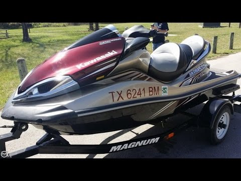 UNAVAILABLE] Used 2011 Kawasaki Ultra 300 LX Jet Ski in Bastrop ...