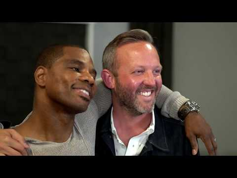 Kirk Franklin   'Features On Film With Andrew Greer'