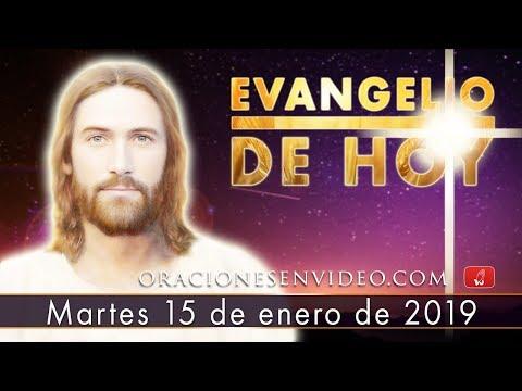 Evangelio De HOY  Martes 15 De Enero 2019  Autoridad De Jesus
