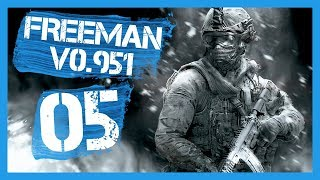 """""""v0.951 - This Assault Rifle Is Insane!"""" Freeman Guerrilla Warfare Gameplay PC Let's Play Part 5"""
