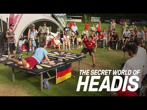 The Secret World Of Headis
