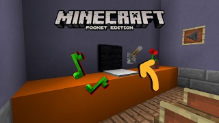 How to make a Working Computer(Command Block)-Minecraft Pocket Edition