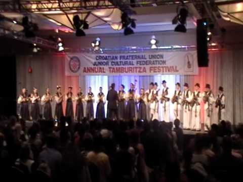 JTD at 46th Annual CFU Jr Tamburitzan Festival