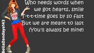 "Bella Thorne ""TTYLXOX"" w/ Lyrics On Screen HQ"