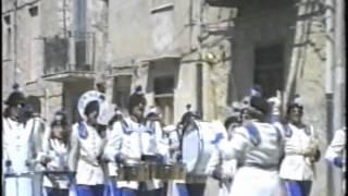 1990 - Victory en Kolibri in Sicilië, Italië, (Deel 1/3)