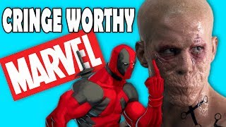 Top 10 Marvel Movie Moments So Cringe-Worthy It Hurt!