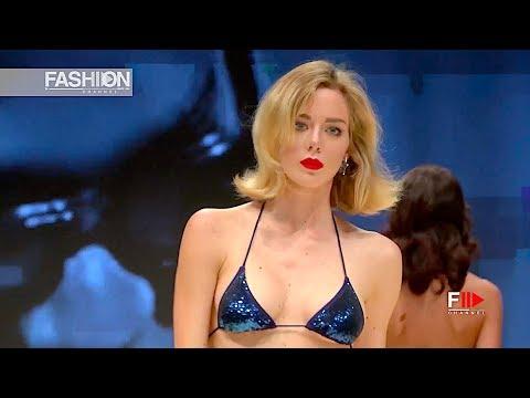 BEACH & CASHMERE MONACO Full Show Spring 2018 Monte Carlo - Fashion Week 2017 Fashion Channel