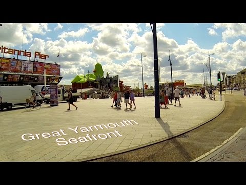 Great Yarmouth Seafront Attractions