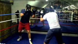 Arthur and Hugo - Boodles Boxing Ball 2011