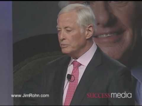 Brian Tracy Tribute to Jim Rohn