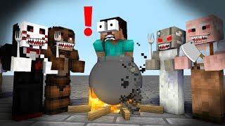 Monster School: Herobrine VS GRANNY, FNAF, ENTITY, GRANDPA: Best Minecraft Animation