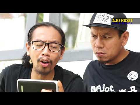 Ajo Buset - Gara gara Film Bakulambu - Lawak Minang