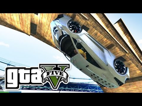 GTA 5 - INSANE RACES - E26 | (Grand Theft Auto 5 Online Gameplay PC | Funny) Pungence