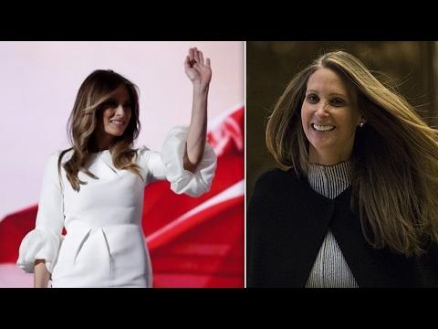 Melania Trump picks Lindsay Reynolds as her chief of staff