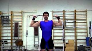 weightlifting training 08.11.2015 (HD 720)