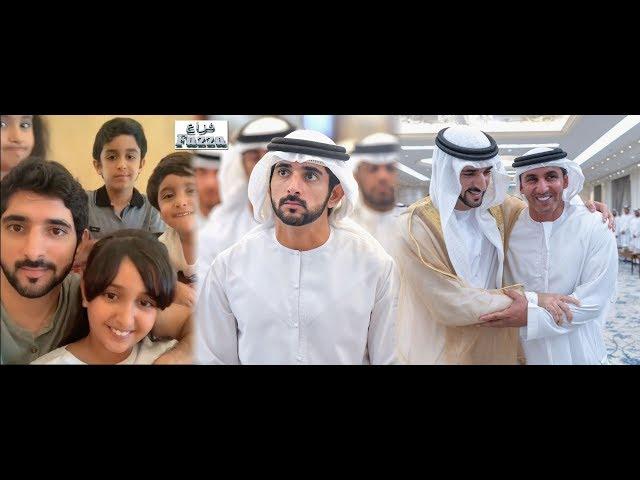 Sheikh Hamdan (فزاع 𝙁𝙖𝙯𝙯𝙖) Happy Eid Al Adha (11 August, 2019)
