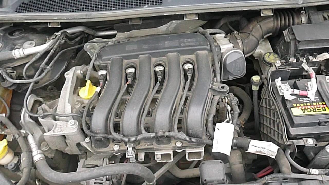 Двигатель Renault для Megane III 2009-2016;Fluence 2010 после .
