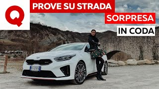 Kia ProCeed: shooting brake con tanto spazio