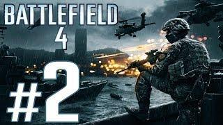 Battlefield 4 Walkthrough HD - Shanghai - Part 2 [No Commentary]