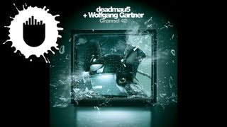 deadmau5 & Wolfgang Gartner - Channel 42 (Eekkoo Remix) (Cover Art)