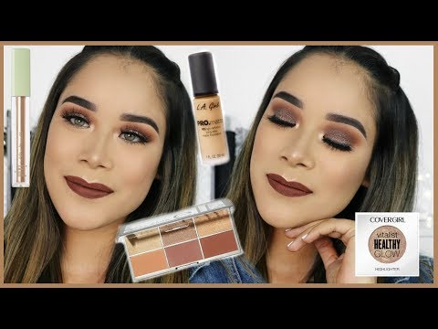 Full Face Tutorial | DRUGSTORE PRODUCTS