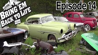 "BRING 'EM BACK TO LIFE Ep 14 ""Classic Auto Parts"" Hayden, Idaho (Full Episode)"