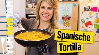 Spanische Tortilla // Kartoffel meets Ei // #yumtamtam