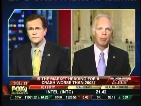 Senator Ron Johnson Discusses the Economy with David Asman