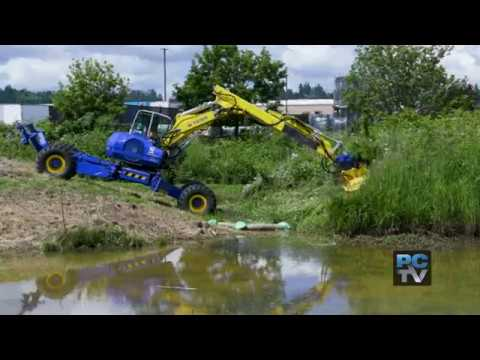sumner s spider excavator