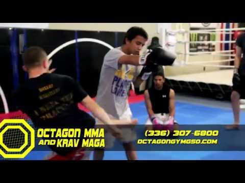 Octagon MMA And Krav Maga - What's In Your Gym?