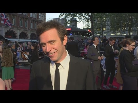 Jack Davenport at LFF: 'Trump s us intolerance isn't going away'