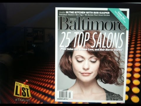 Baltimore's Top Salons And New Year's Makeovers