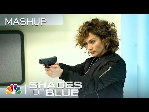 Shades of Blue - Harlee Santos: Shades of Badass (Mashup)