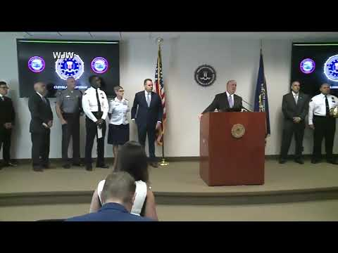 Full press conference: FBI gives update on planned Cleveland attack
