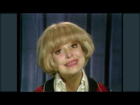 Carol Channing for UPAF (1974 Archival Video)