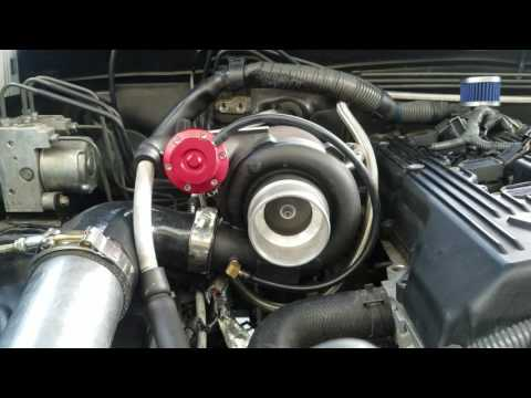 Turbo tacoma with Garrett gt2871r turbo
