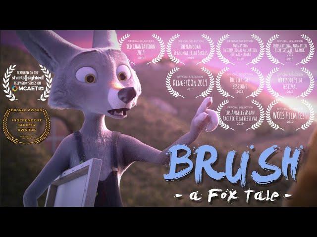 Brush: A Fox Tale Animated Short Film