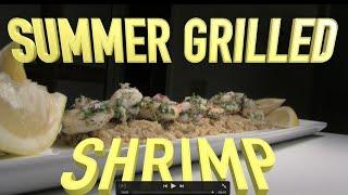 Summer Herbed Grilled Shrimp-summer Sizzles Tha Burn Eposide 2