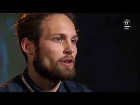 Jose Mourinho, Zlatan Ibrahimovic and Daley Blind Interviews Manchester United vs Middlesb